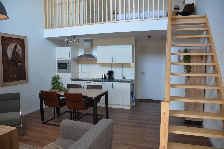 Vide In Woonkamer : Persoons appartement met vide in heeze de rulse hoeve